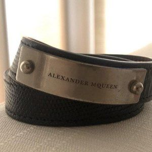 Alexander McQueen Cuff Bracelet